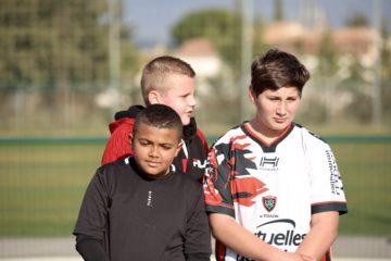 Entraînement École de Rugby (03/02/2021)